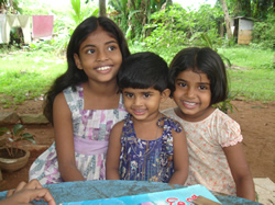 Bezoek weeshuizen
